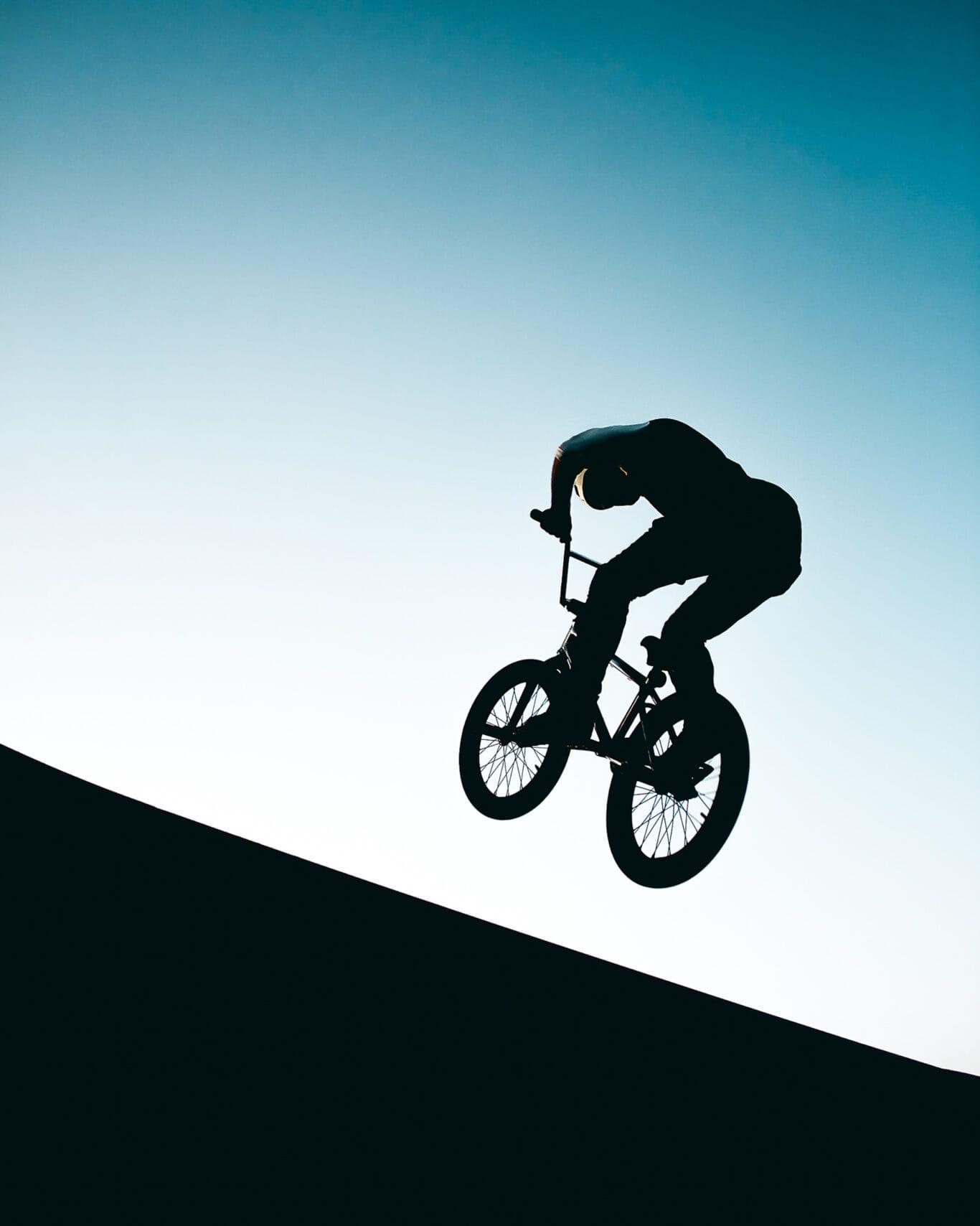 BMX Biking