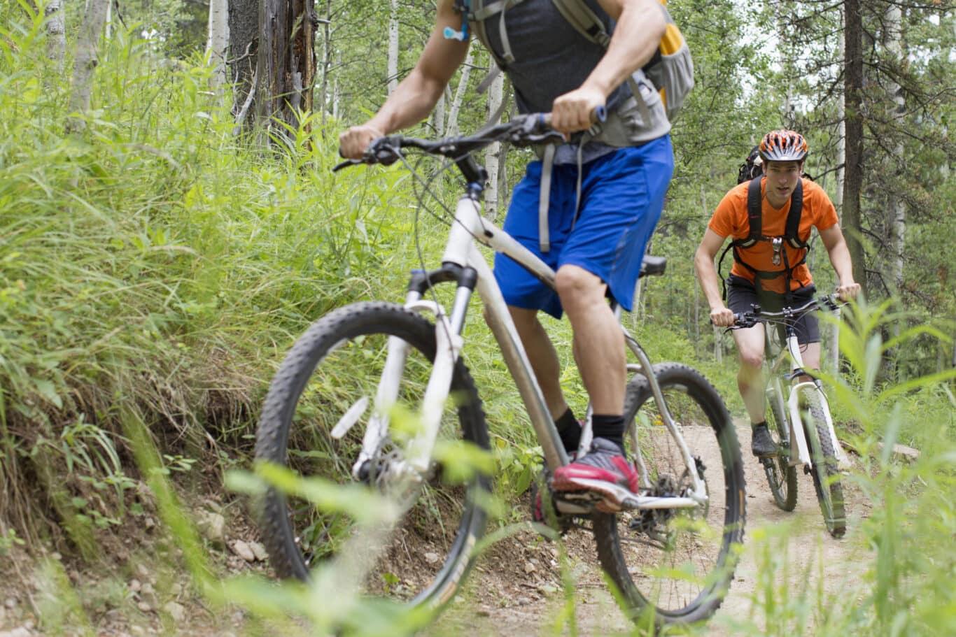 Mountain Bike Trail Riding at CYAG