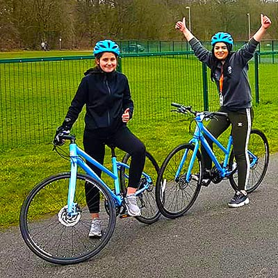 Go Velo Biking Sessions for Colne Youth Action Group