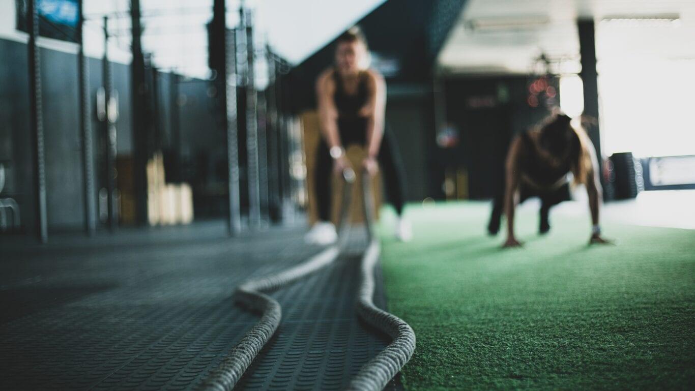 boot camp fitness at CYAG